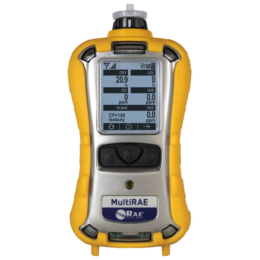 Rent Rae Systems Multirae Portable Gas Detector Eco