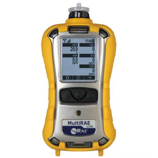 Rent Rae MultiRae Lite one-to-six gas monitoring solution