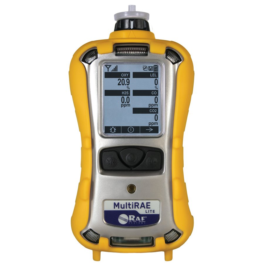 Buy Rae Systems Multirae Lite Confined Space Monitor