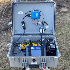 Perimeter Air Monitoring