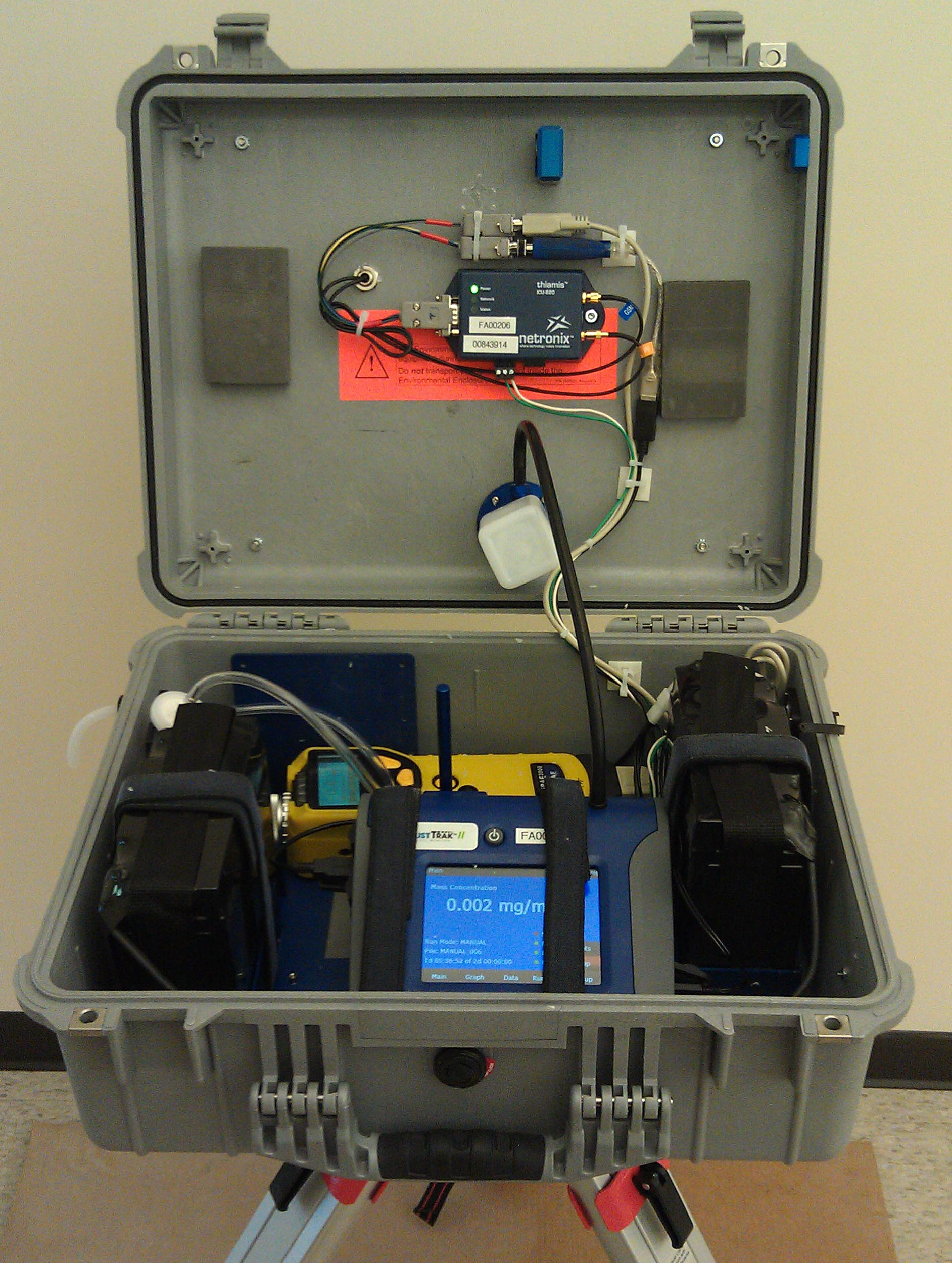 Asbestos Air Monitoring Pumps : Asbestos air monitoring equipment the best in