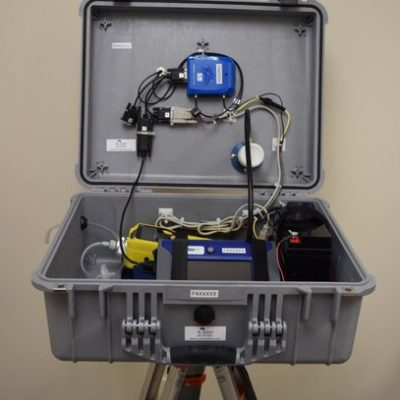 Community Air Monitoring Program Enclosure