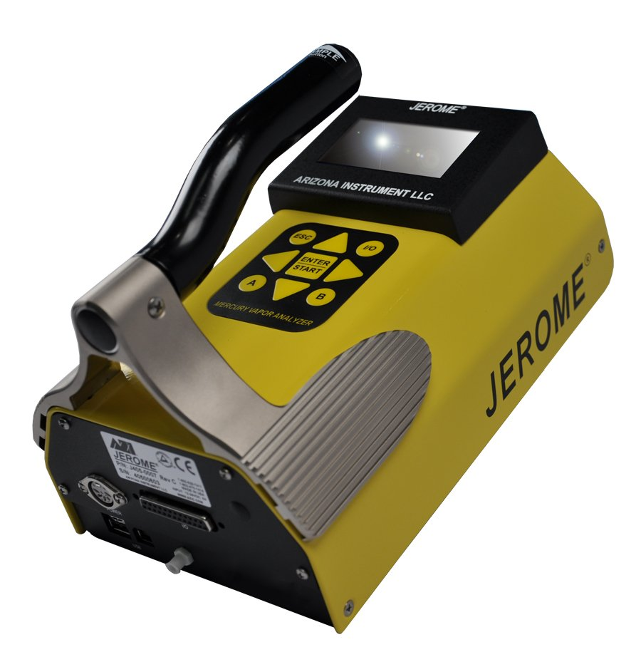 Rent Jerome J405 Mercury Vapor Analyzer