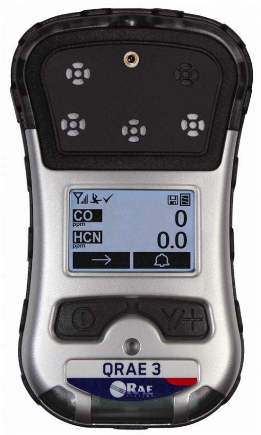 Rae QRAE 3 4-Gas Monitor