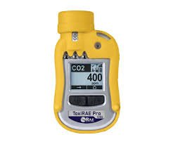 Buy Rae Systems ToxiRae Pro Personal CO2 Monitor Sales