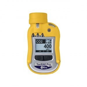 Rae Systems ToxiRae Pro Personal CO2 Monitor
