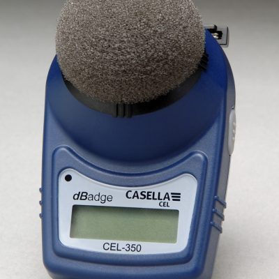 Receive a great noise dosimeter or sound level meter for no additional cost!