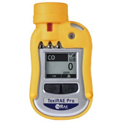 Rae Systems ToxiRae Pro H2S Toxic Gas Monitor