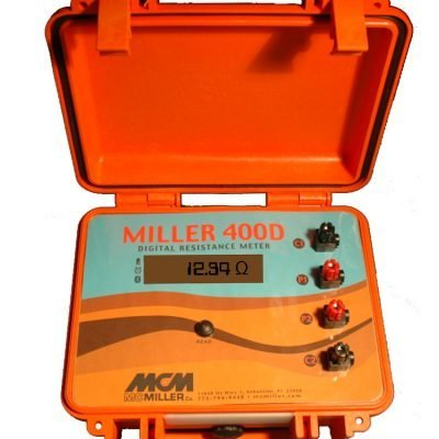 Miller 400D Soil Resistivity Meter Rental