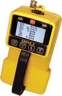RKI Eagle 2 Five Gas Monitor