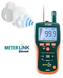 Rent Extech MO297 Moisture Meter