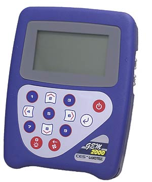 Landtec GEM™2000 Plus Gas Analyzer