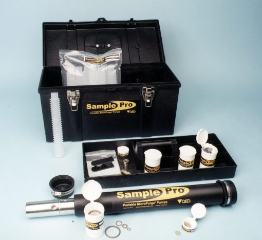 QED Sample Pro MicroPurge 1.75″ Bladder Pump