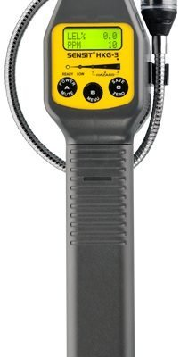 Sensit HXG-3P Combustible Gas Leak Detector With Pump