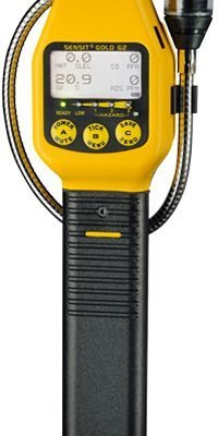 Sensit GOLD G2 Combustible Gas Leak Detector LEL/CO/O2/H2S
