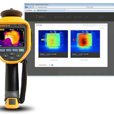 Rent Fluke TI400 Thermal Camera