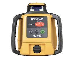 Topcon RL-H4C Self-Leveling Construction Laser