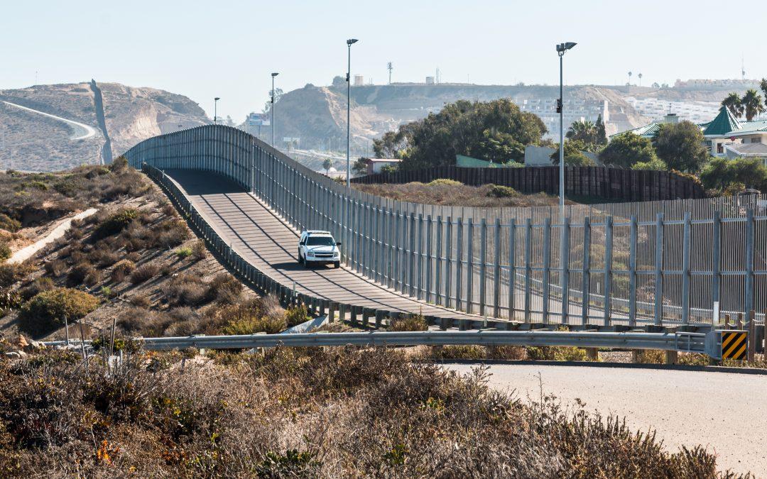 Air Quality Sensors Installed at California-Mexico Border