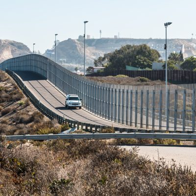 Air Quality Sensors Installed at California-Mexico Border