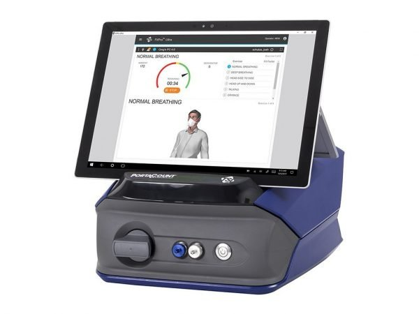TSI 8048 Portacount Respirator Fit Tester with N95