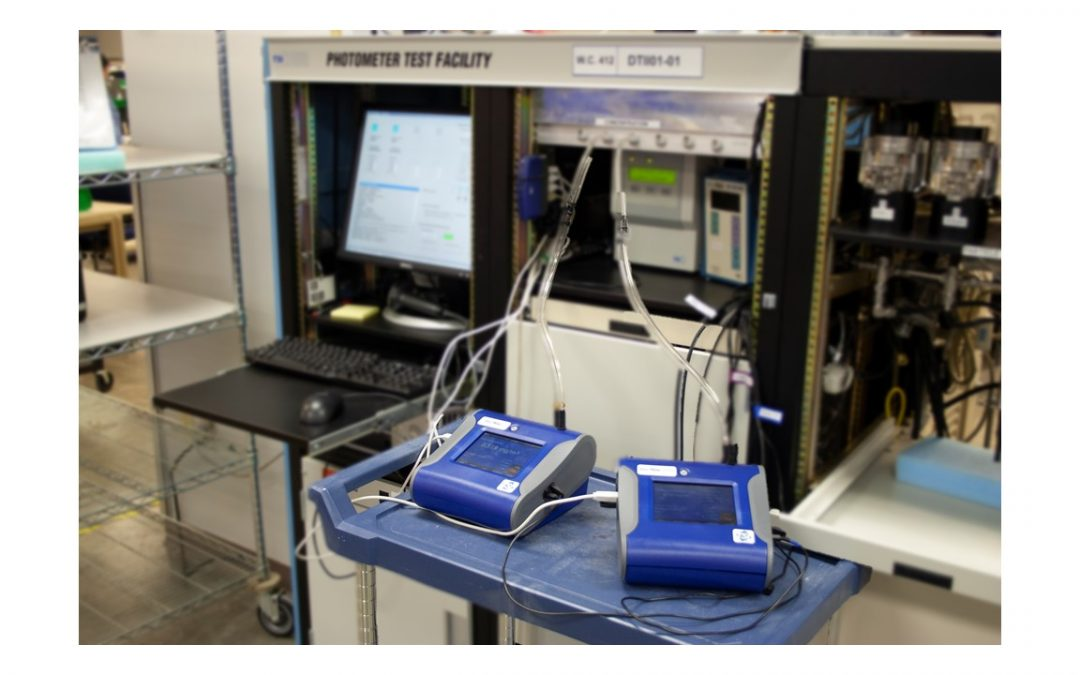 Receive Factory Calibrated Equipment from ERS